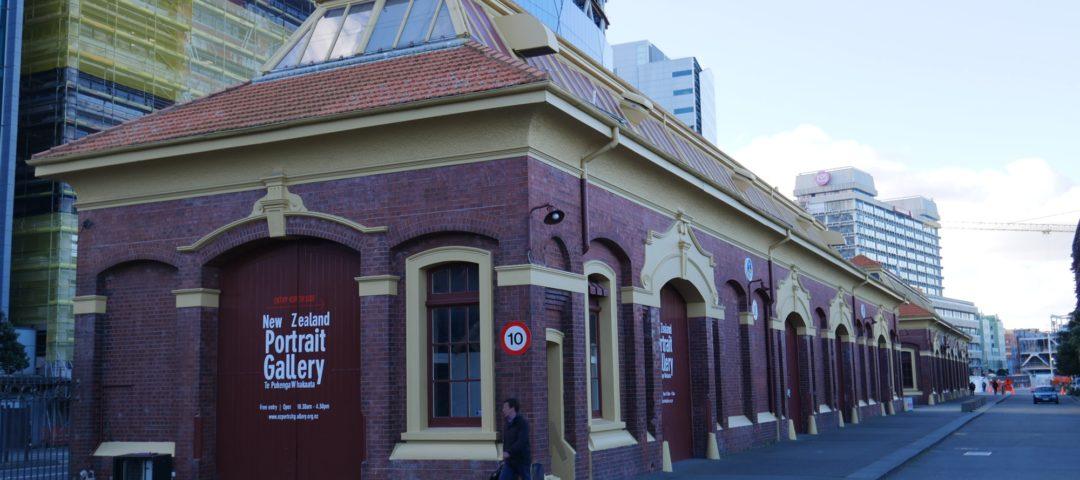 Wellington City Arts Highlights Tour