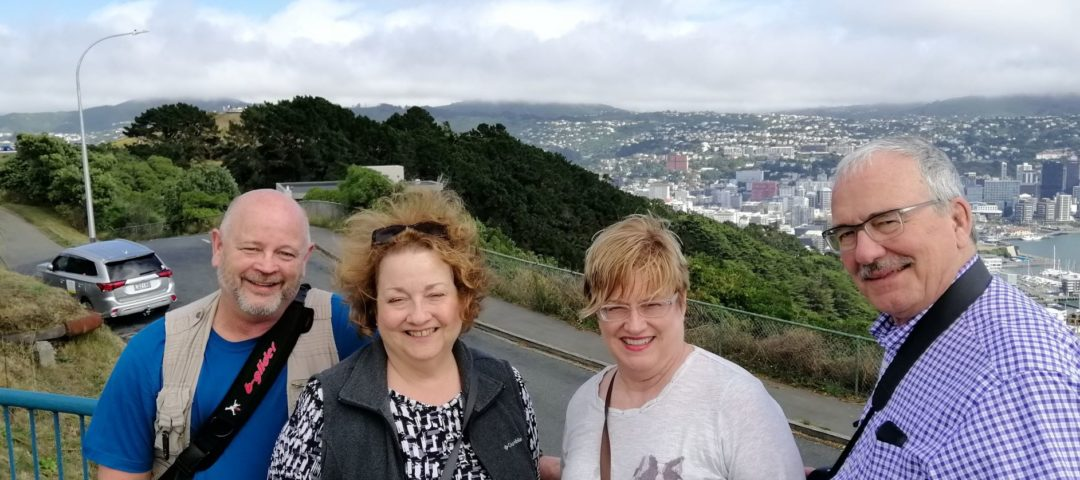Wellington Mt Vic Lookout City Highlights