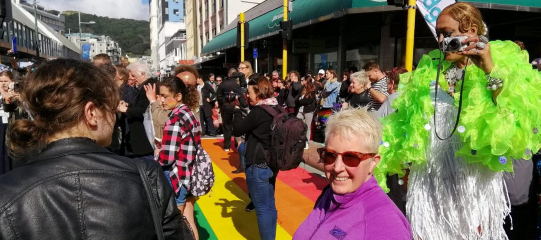 Wellington rainbow tours LGBTI gay friendly